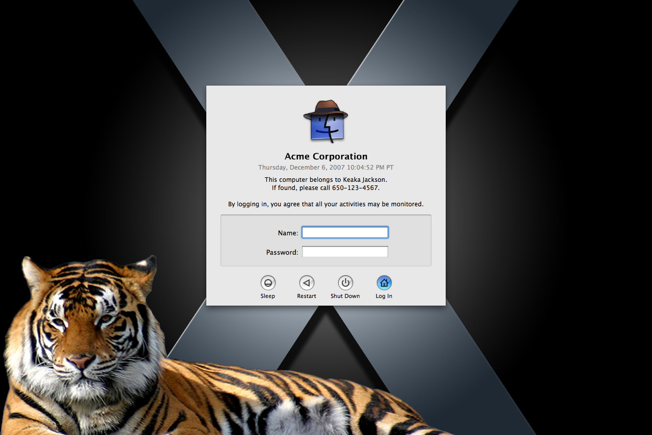 Apple mac os x 10. 4 tiger download.